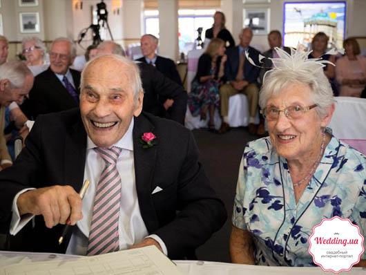 Джордж и Дорин – самая пожилая влюбленная пара на нашей планете
