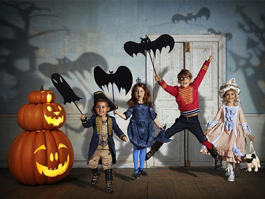 Детский Хэллоуин в 'Вилла Вита'