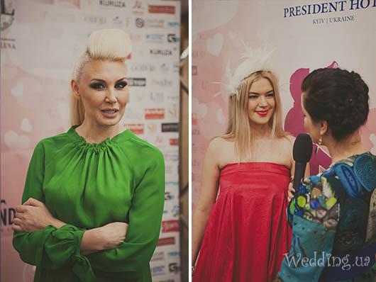 Светлана Вольнова и интервью с Еленой Филоновой, Свадебный бал