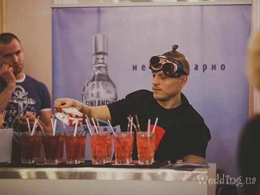 Алкогольный партнер ТМ Finlandia, Свадебный бал