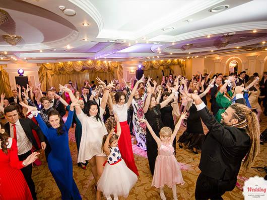 Танцевальная программа, Свадебный бал