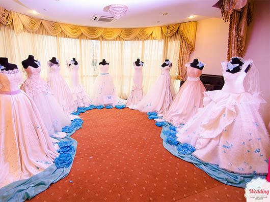 Новая коллекция свадебных платьев от салона 'Elfi', Свадебный бал