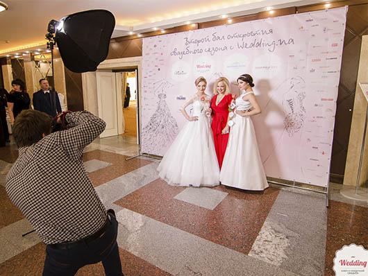 Руководитель Wedding.ua Виктория Шатохина, Свадебный бал