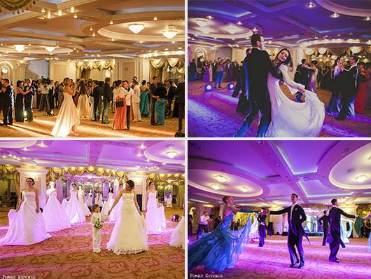 Свадебный бал
