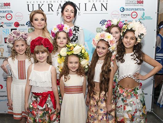 Гості та учасники фестивалю 'Діти за майбутнє України'