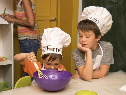Детская Кулинарная Школа 'Forrest Club'