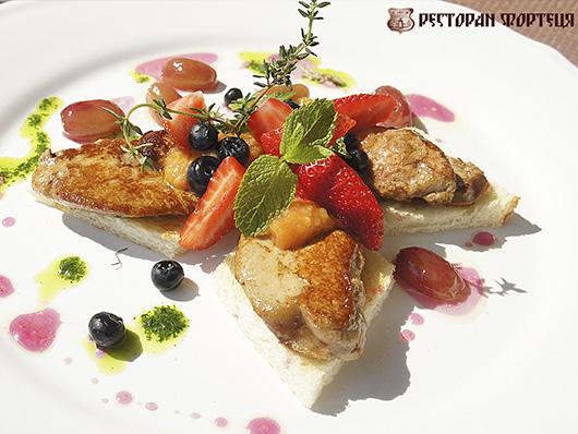 французское блюдо