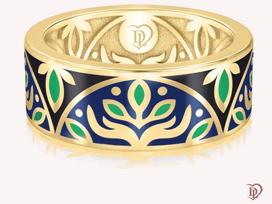 Кольцо из коллекции 'Талисман Веры'