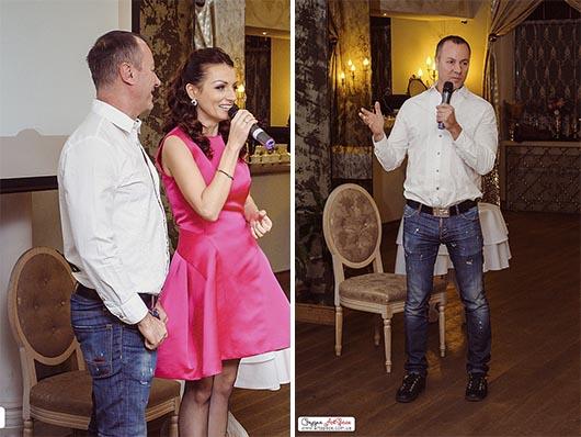 Ольга и Сергей Ермиловые