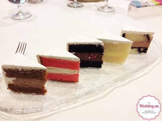 Начинки для торта, свадебный торт