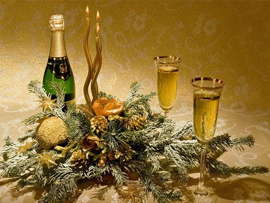 Новый год в ресторане 'Paprika'