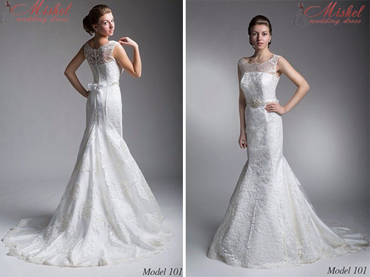 Платья от свадебного салона 'Мишель'