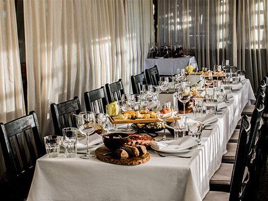 'Праздник Урожая' в ресторане 'Forrest Club'