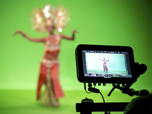 Съемки клипа группы RUMBERO'S на песню '#Indigo'