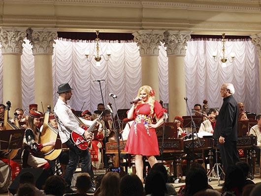 Наталия Шелепницкая и Вадим Красноокий ('Mad Heads')