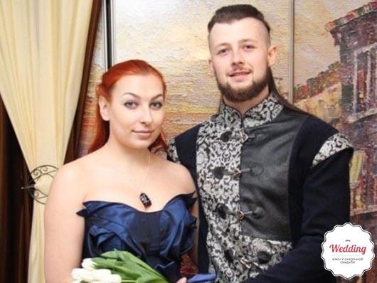 Денис и Екатерина Долговы