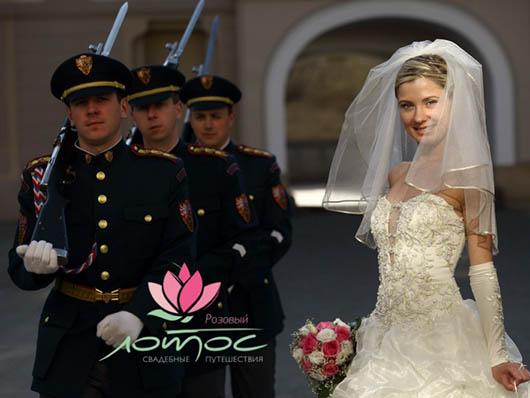 Свадьба заграницей с компанией 'Розовый Лотос'