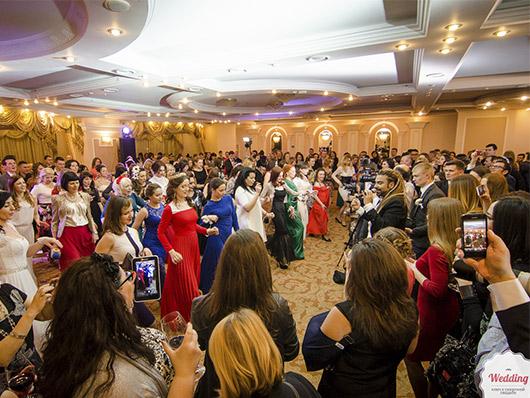 Свадебный бал, бал с wedding.ua, гости бала, бал открытия свадебного сезона, третий бал