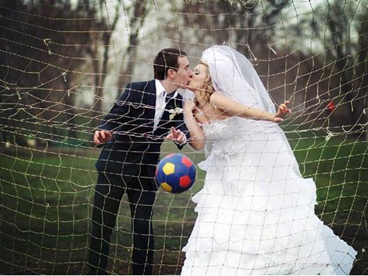 Свадебный ГОЛ