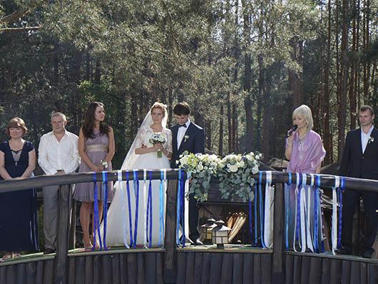 Новый формат выездной церемонии от Лианы Силенко