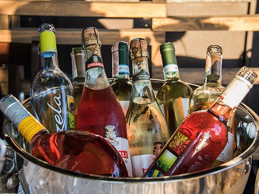 Праздник вина в 'Forrest Club'