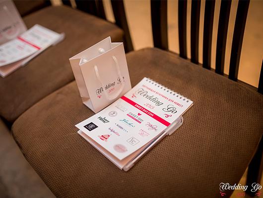Подарочные пакеты 'WEDDING GO'