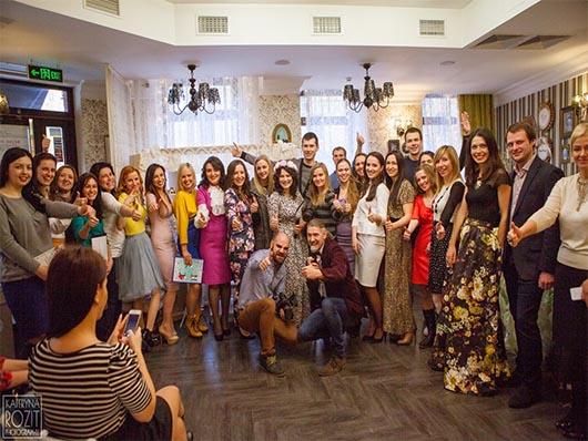 Участники свадебного фестиваля 'Помощники Амура 2015'