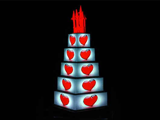 3D-торт