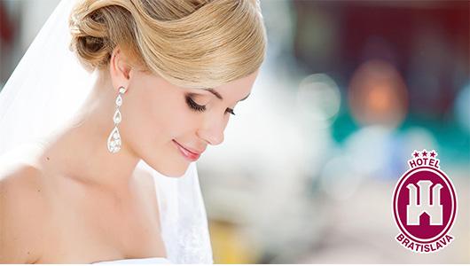 Свадебное предложение для молодоженов от гостиницы 'Братислава'
