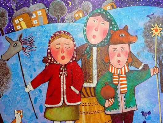 Рождественские гуляния в семейном кругу от комплекса 'Бабушкин сад'