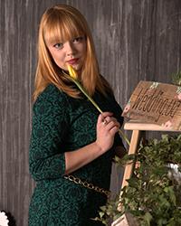 Ведущий менеджер проекта Wedding.ua - Алена Быковцева