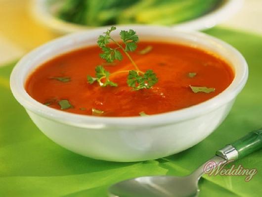 суп томантный