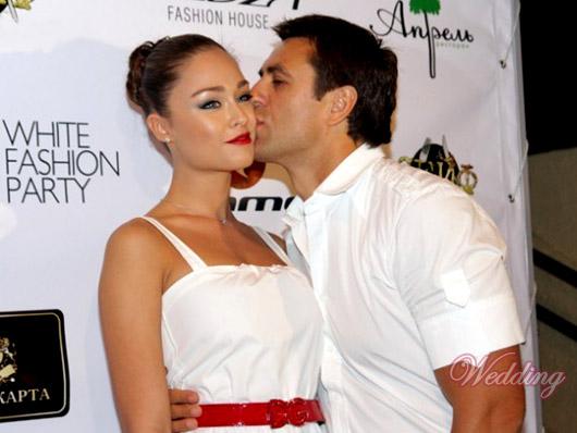 Свадьба «Мисс Украины-2008» Ирины Журавской и ресторатора Николая Тищенко