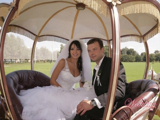 Свадьба Алины Завальской, одной из сестер дуэта Алиби