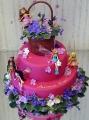 В последнее время большой популярностью пользуются торты детские для девочек Винкс, украшенные фигурками героев...