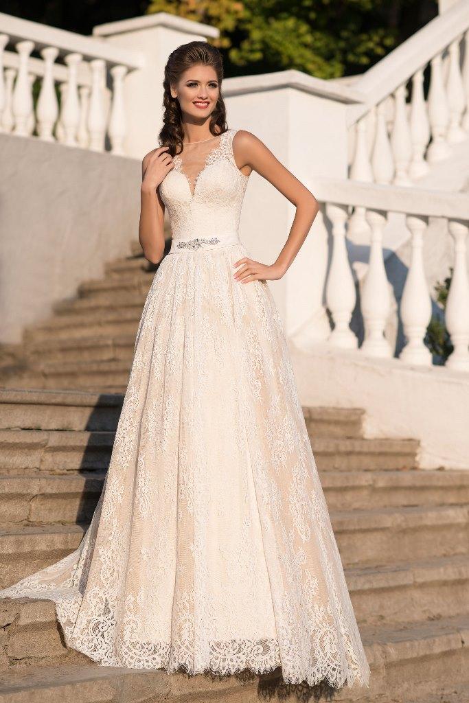 Свадебные платья от оксаны мухи цены