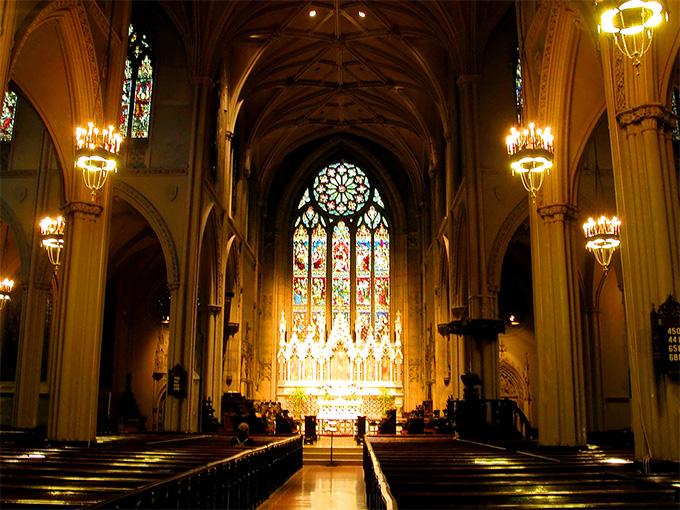 Католический обряд венчания