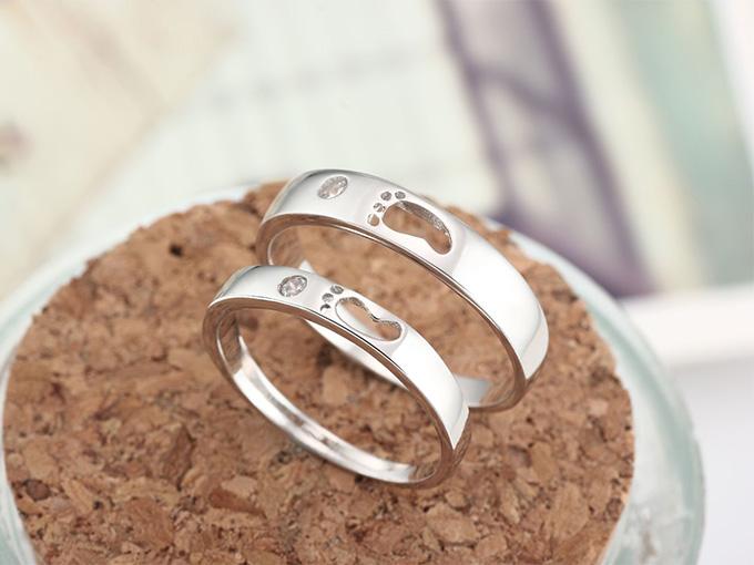 Кольца из никеля, как подарок на никелевую свадьбу