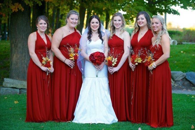 Сценарий для подруги невесты