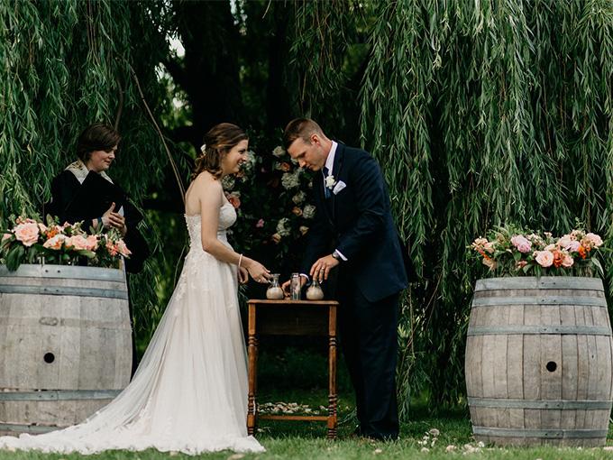 Свадьба по сценарию