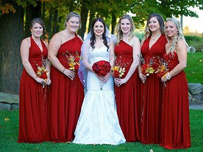 Поздравление от подружек невесты оригинальное