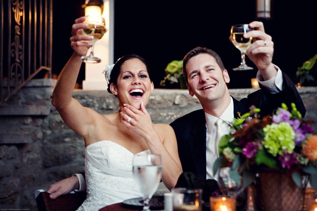 Свадебные тосты за родителей молодоженов