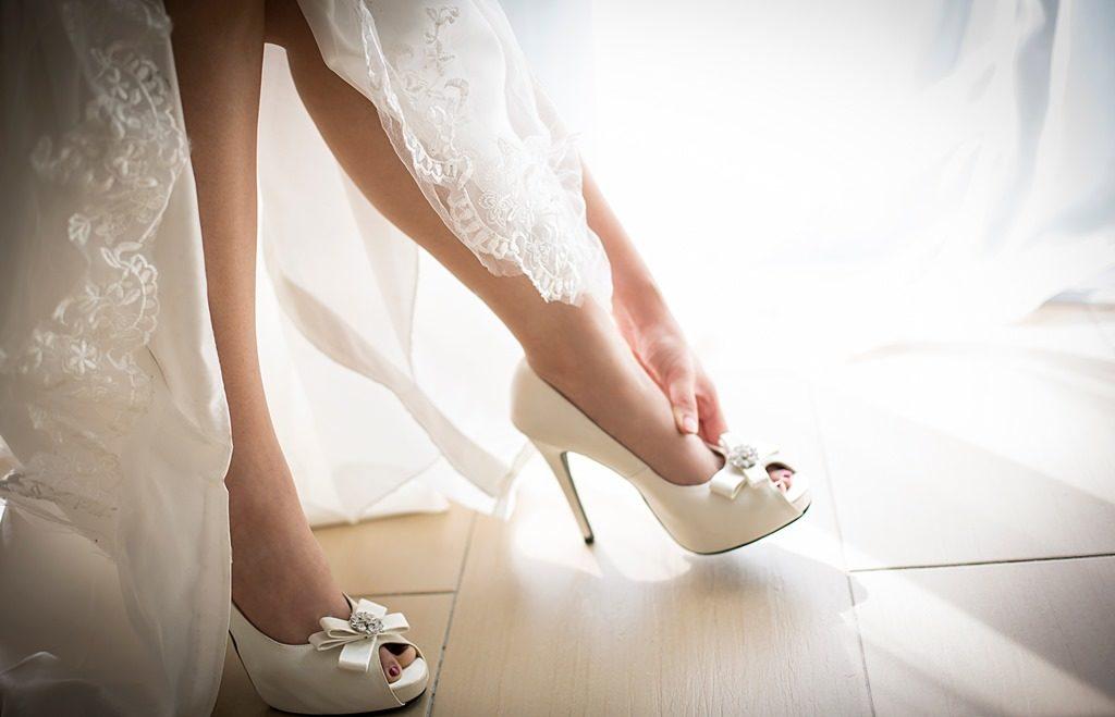 Туфелька невесты