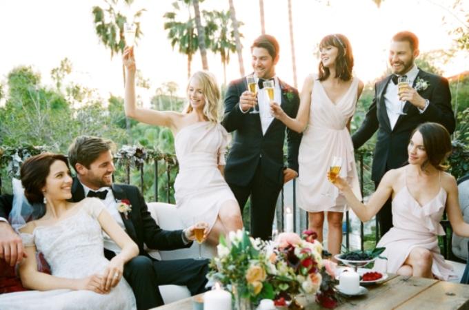 Тосты: Льняная свадьба (4 годовщина)