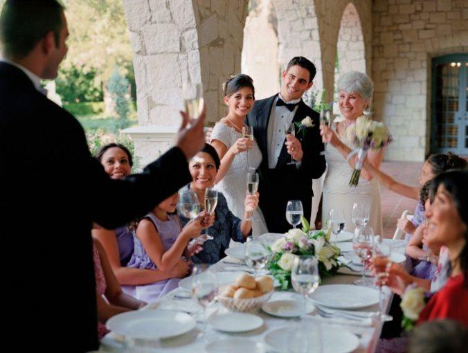 Свадебные тосты - лучшие тосты на свадьбу