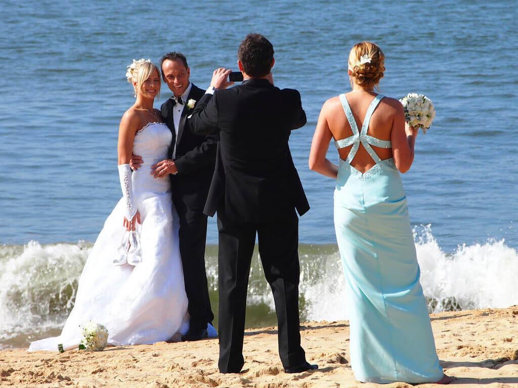 Идеальное проведение свадьбы на выезде при помощи свадебного агентства