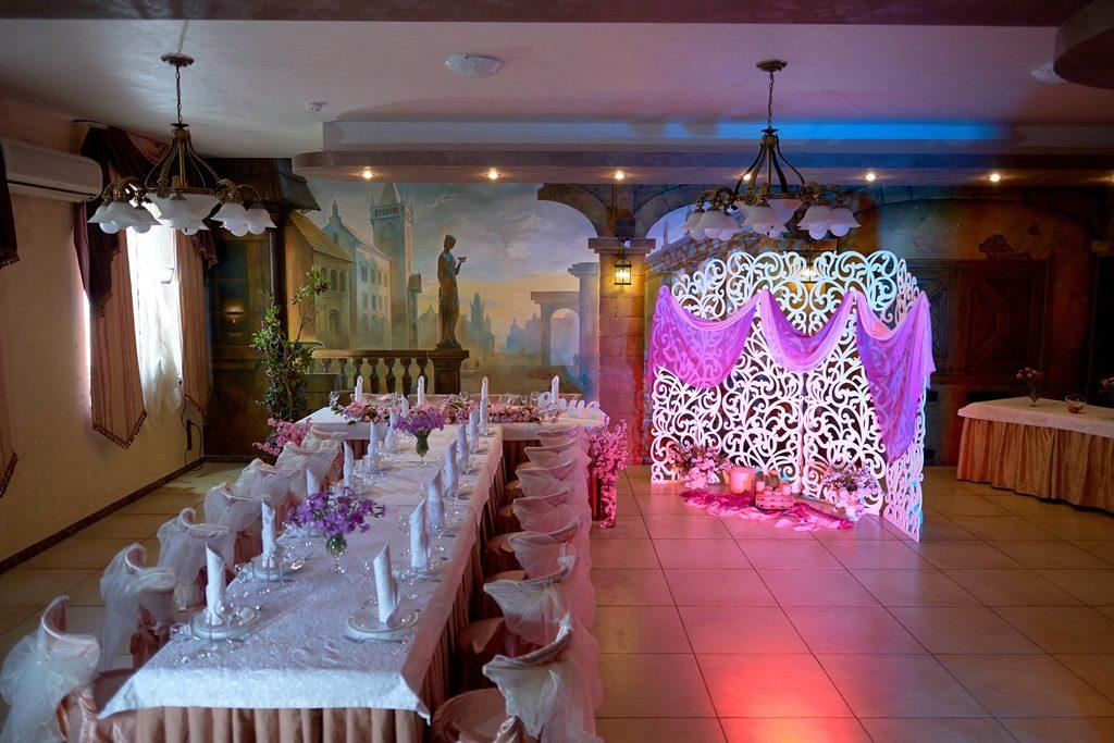 Лучший ресторан для свадьбы