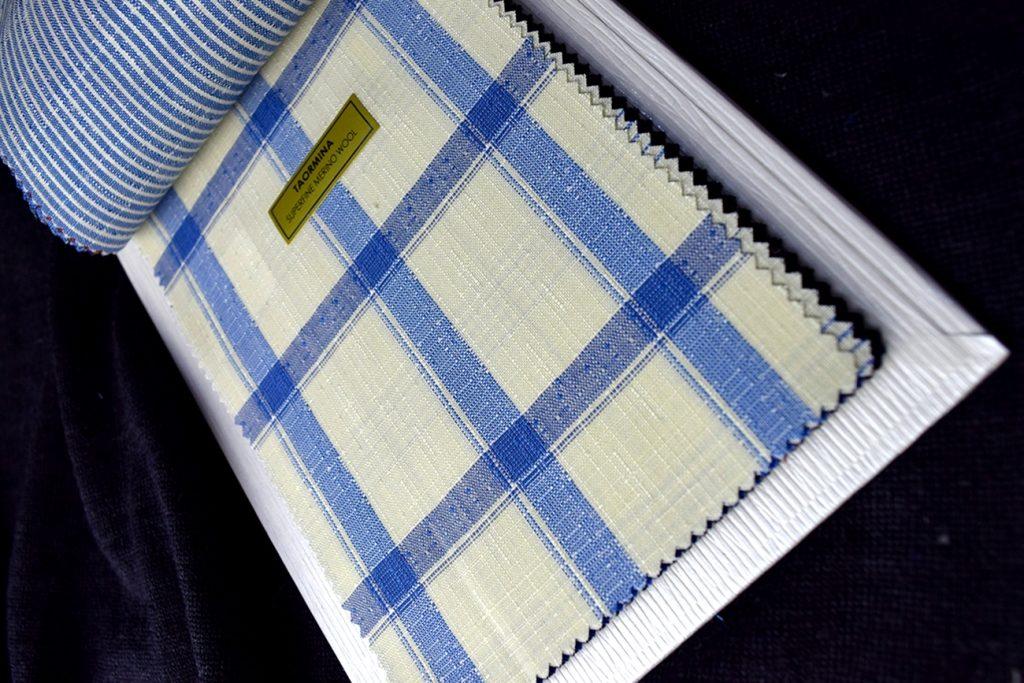 Ткани для рубашек от Flavio