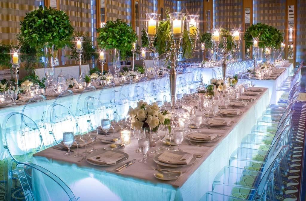 Организация свадьбы уровня De luxe (VIP) от свадебного агентства