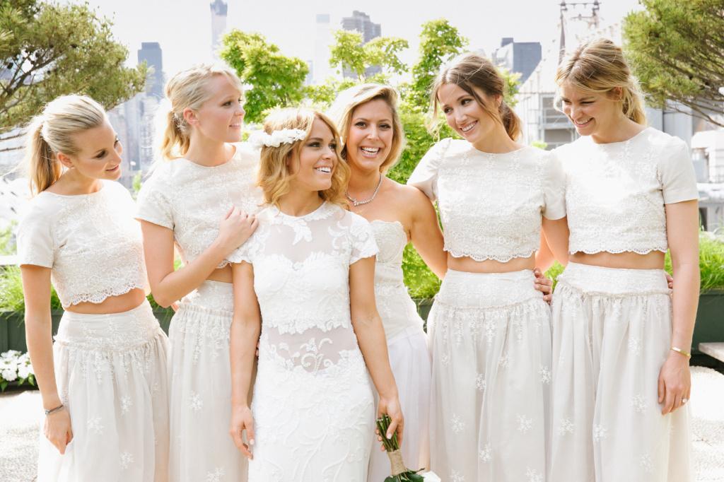 Свидетель засадил в невесту 18 фотография
